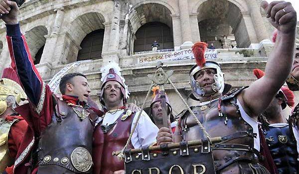 I romani non possono essere ostaggi dei Centurioni